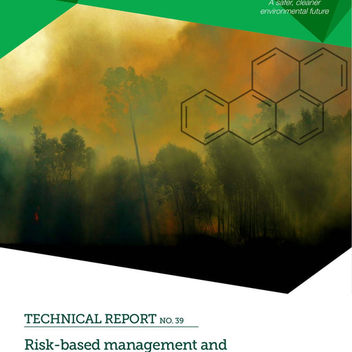 CRC CARE Technical Report 39: Risk-based guidance for benzo(a)pyrene