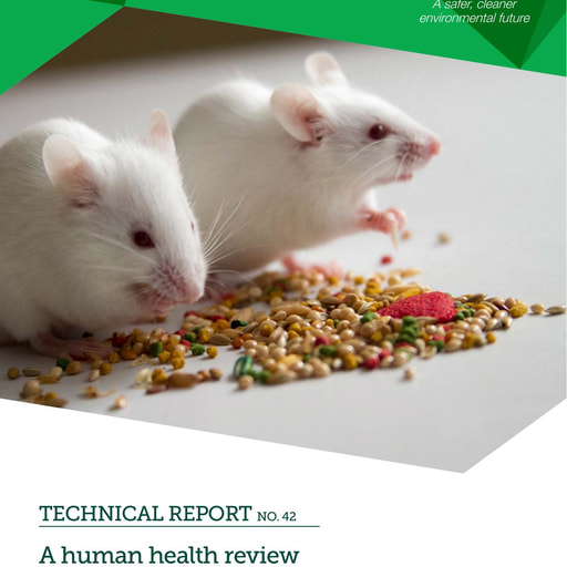 CRC CARE Technical Report 42: A human health review of PFOS and PFOA