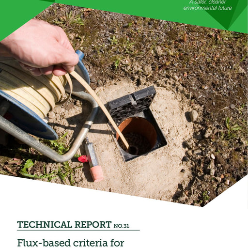 CRC CARE Technical Report 31: Flux-based Management of Groundwater Contamination